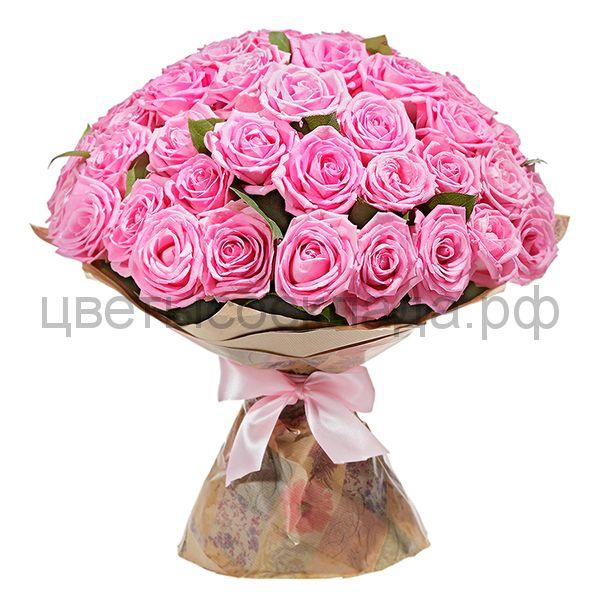 35 роз Аква