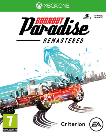 Игра Burnout Paradise Remastered (Xbox One)