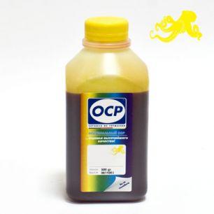 Чернила OCP 120 Y для картриджей HP #11,13,12,82,  500 gr