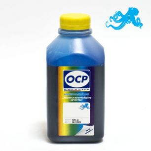 Чернила OCP 126 C для картриджей HP #18,88,  500 gr