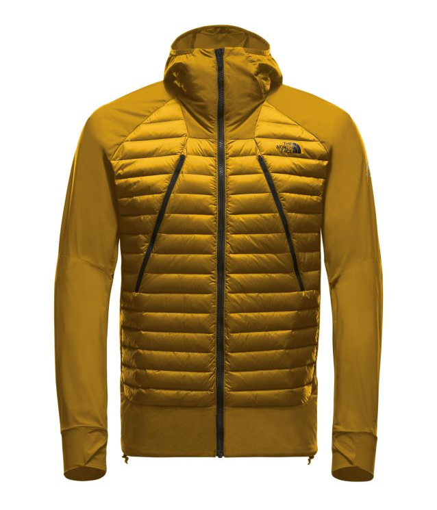 The North Face UNLIMITED JACKET M ZINNIA ORANGE