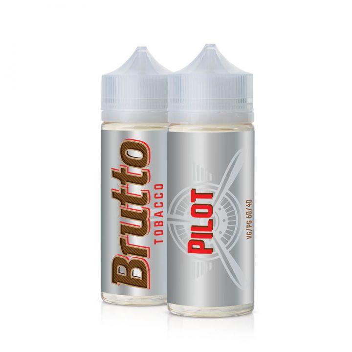 Жидкость Brutto Pilot 120 мл