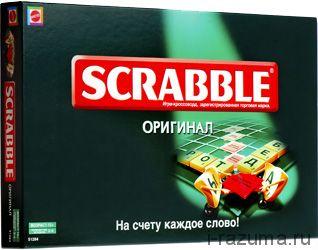 Scrabble оригинал