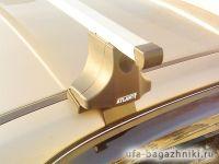 Багажник на крышу Kia Magentis 2000-05, Атлант, прямоугольные дуги
