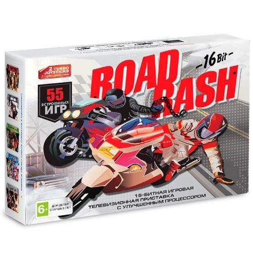 Sega Super Drive Road Rash (55-in-1)