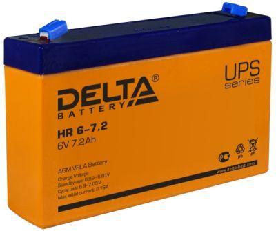Delta HR 6-7.2