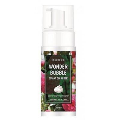 DEOPROCE Пенка для умывания и снятия макияжа DEOPROCE WONDER BUBBLE SMART CLEANSER 150ml