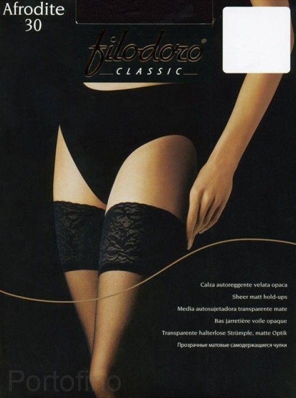 Afrodite 30 (чулки) Женские чулки FILODORO CLASSIC