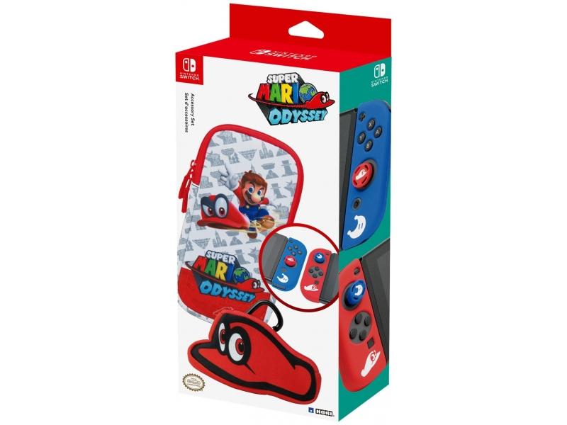 Набор аксессуаров Mario Odyssey (Nintendo Switch)