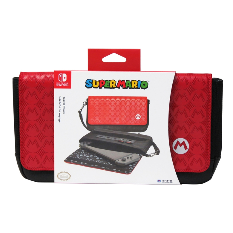 Защитный чехол Hori (Super Mario) (Nintendo Switch)