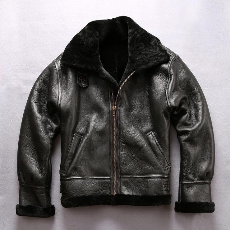 Куртка классическая теплая AVIREXFLY AV-8005