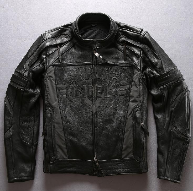 Мотокуртка Harley Davidson кожаная Harley Angel 98117