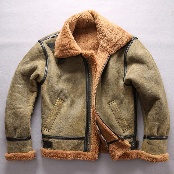 Куртка классическая теплая AVIREXFLY B3