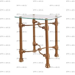 Стол прикроватный Side Table-1 132 квадратный DreamLine (50х50х60)