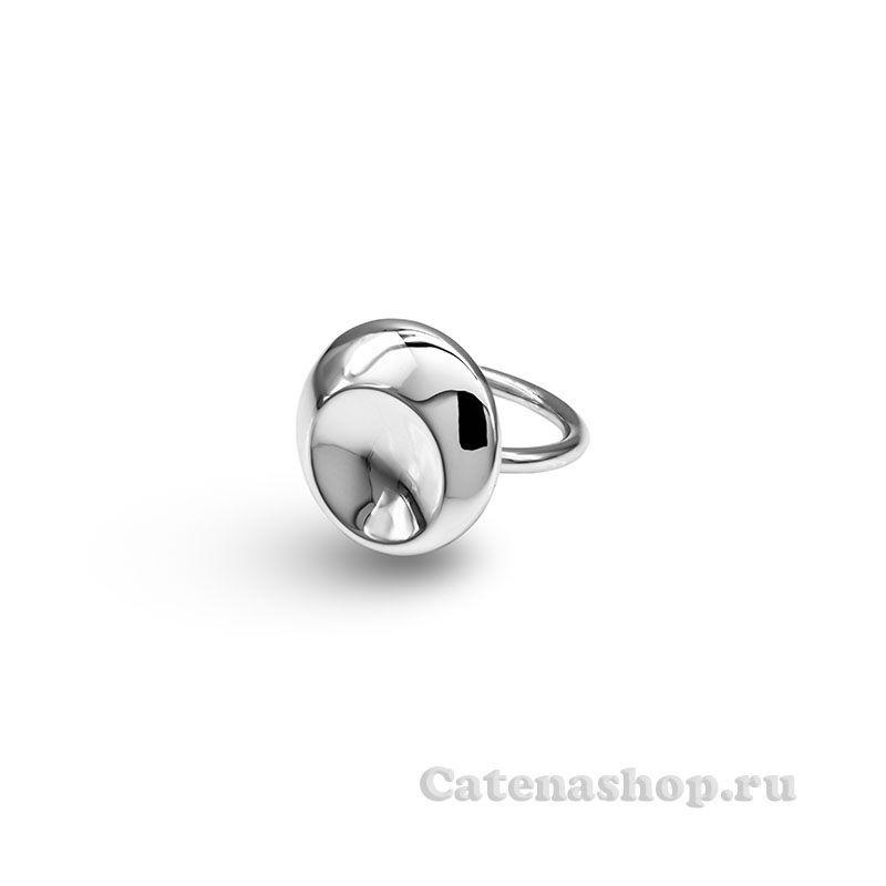 """Кольцо серебряное """"Солнечный зайчик"""""""