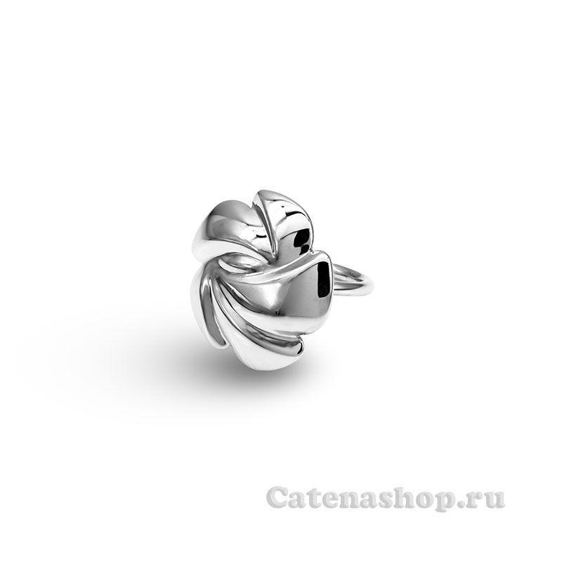 """Кольцо серебряное """"Гардения"""""""