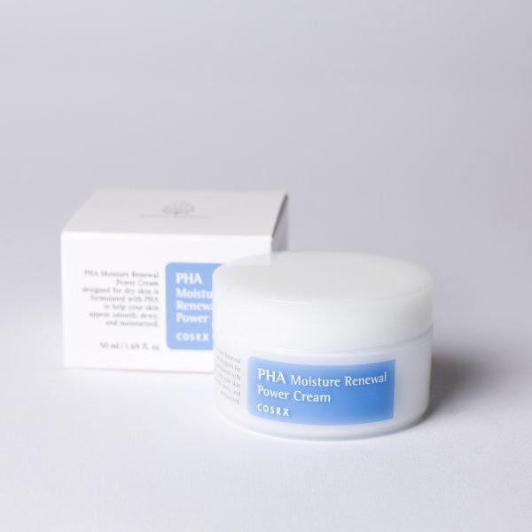 Крем для лица обновляющий [COSRX] PHA Moisture Renewal Power Cream