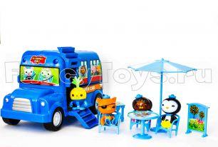"""Игровой набор Октонавты """"Автобус-трансформер"""""""