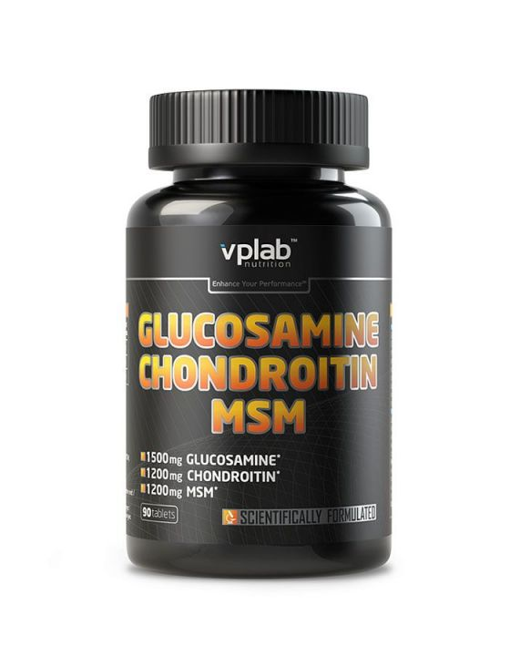 VP Lab - Glucosamine + Chondroitine + MSM
