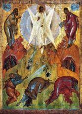 Преображение Господне (копия иконы 15 века)