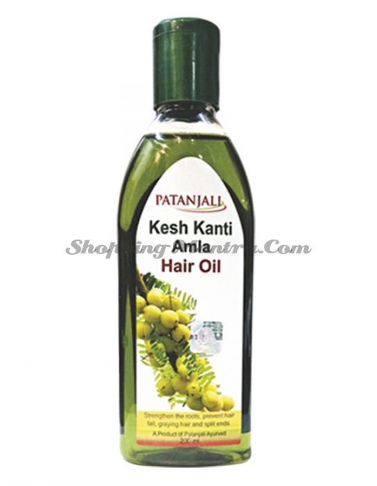 Масло Амла для волос Патанджали Аюрведа | Divya Patanjali Amla Hair Oil