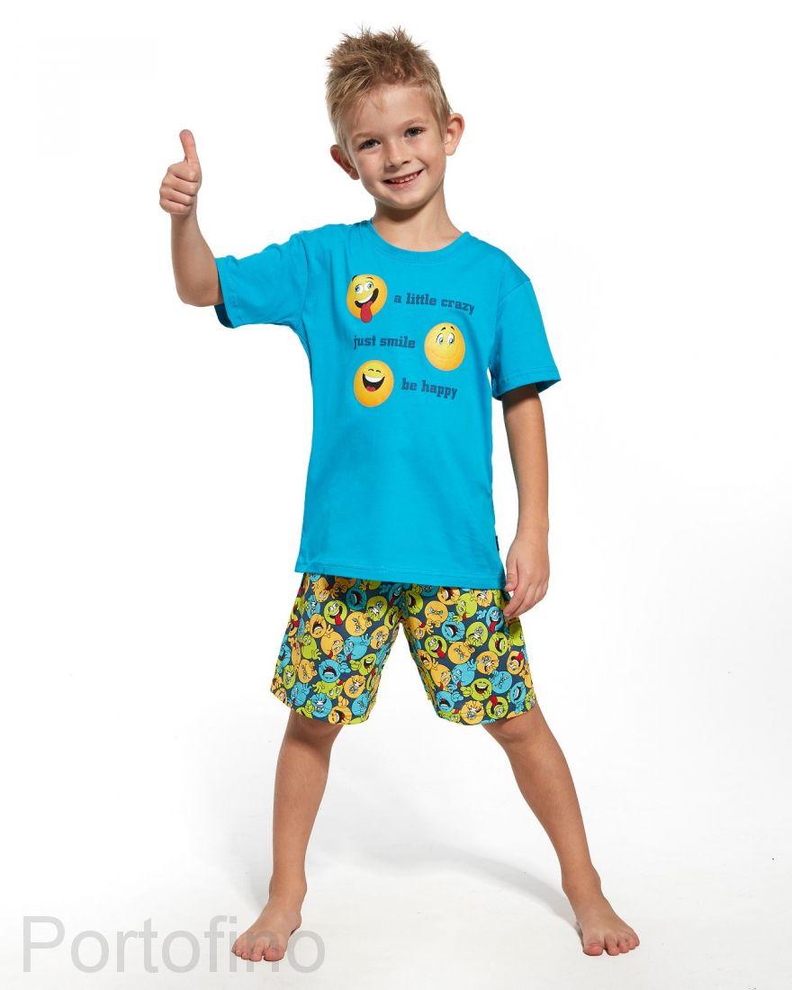 790-63 Пижама для мальчиков Cornette
