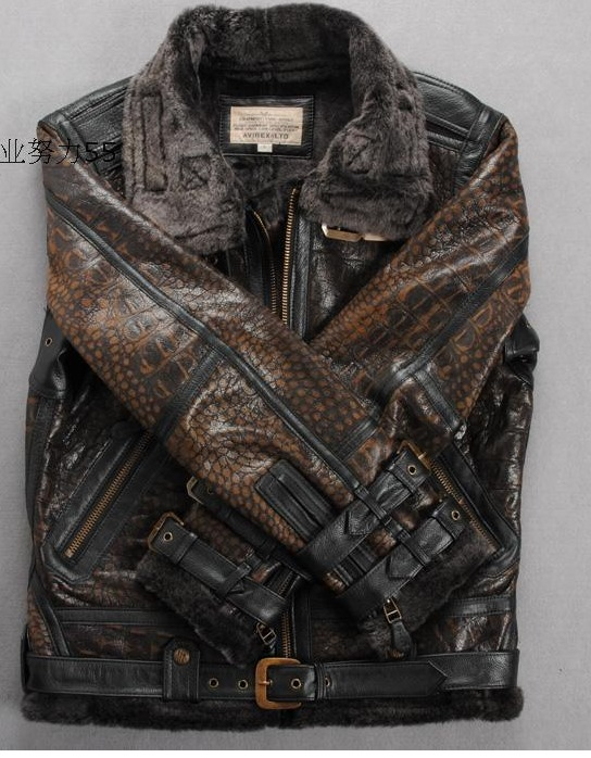 Куртка классическая теплая AVIREXFLY 0552