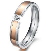 Обручальное кольцо 370ST058w-AL