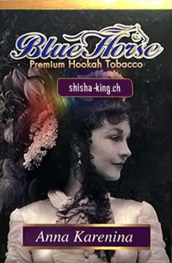 Табак для кальяна Blue Horse - Anna Karenina