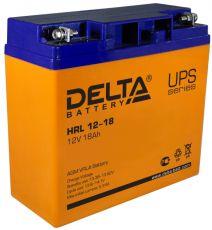 Delta HRL 12-18