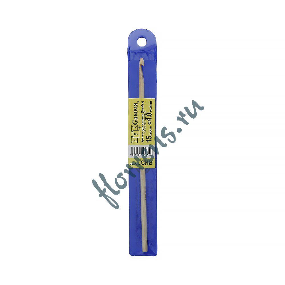 Крючок, бамбук 4.0 мм