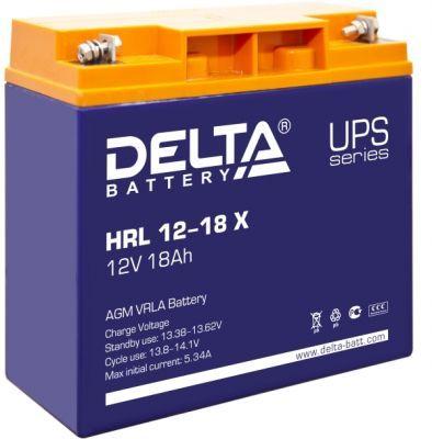 Delta HRL 12-18 X