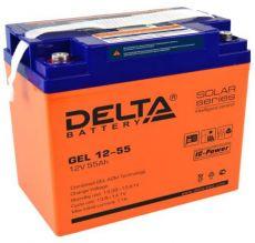 Delta GEL 12-55