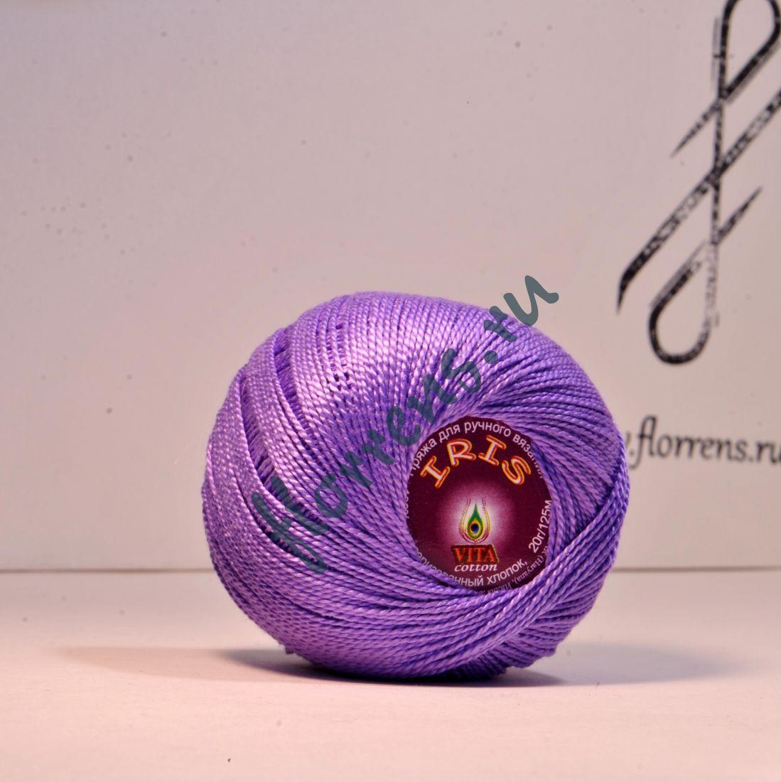Пряжа Iris / 2115 сирень