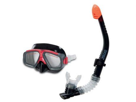 Набор маска трубка от 8 лет Intex 55949