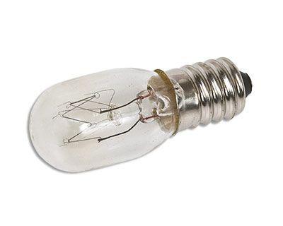 Лампа для бытовых швейных машин и оверлоков  15 вт. цоколь с резьбой       цена 130 руб.