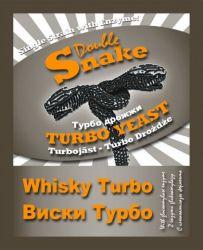 Турбодрожжи Double Snake Turbo Whisky, 70гр