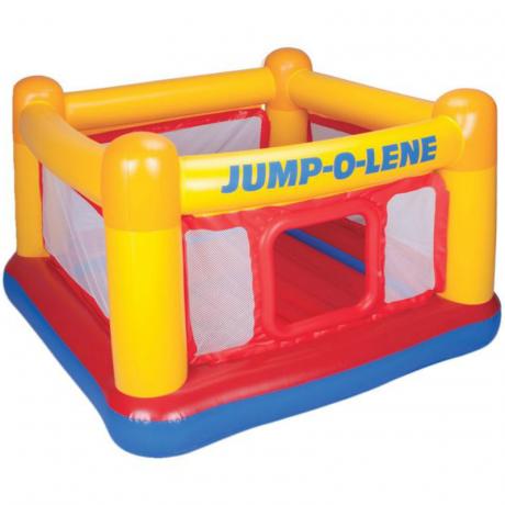Батут надувной Intex Jump-o-Lene 174х174х112 см 48260