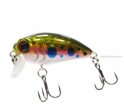 Купить Воблер Mottomo Stalker 36F 3,5g Silver Fish