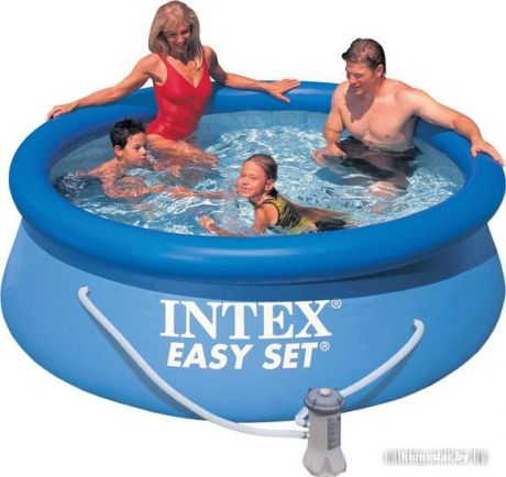 Надувной Бассейн Intex Easy Set 28112 (56972) (244х76 см.)