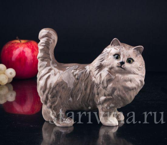 Изображение Персидский котенок, Royal Doulton, Великобритания, вт. пол. 20 в