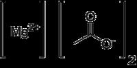 Магний  уксуснокислый (ацетат магния), 0.5 кг