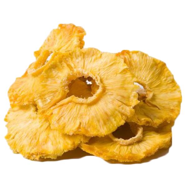 Кольца ананаса натуральная, кг