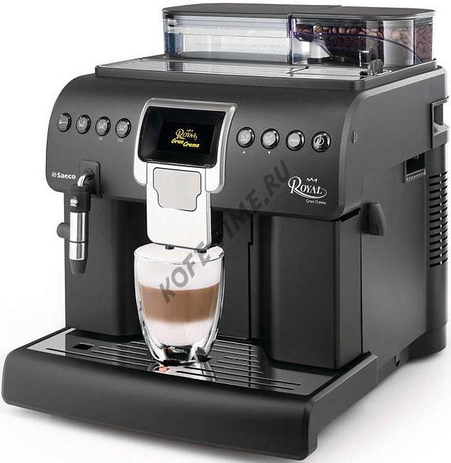 Кофемашина Saeco HD 8920 Royal Gran Crema