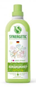 """""""Synergetic"""" Биоразлагаемый кондиционер-ополаскиватель для белья SYNERGETIC: райский сад, 1л."""