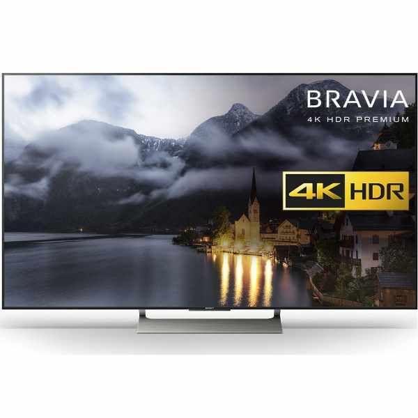 Телевизоры Sony KD-65XE9005