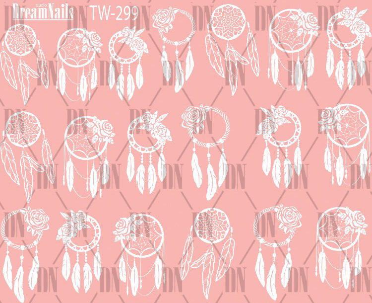 Слайдер дизайн Dream Nails TW-299