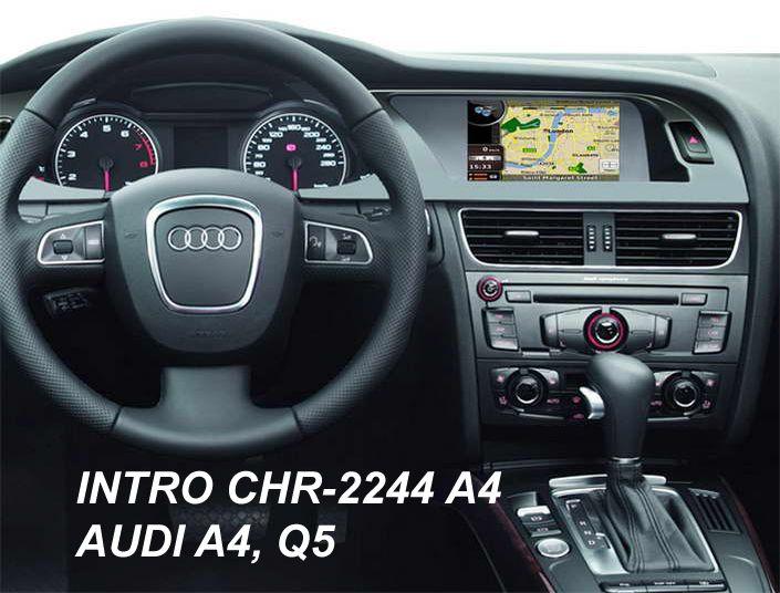 Штатная магнитола Audi A4 A5 Q5