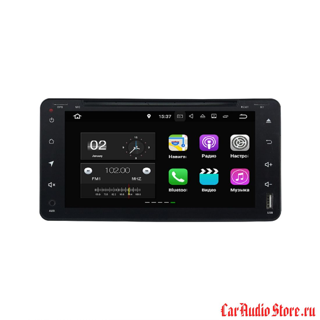 FarCar s130+ для Toyota Universal на Android (W572BS)