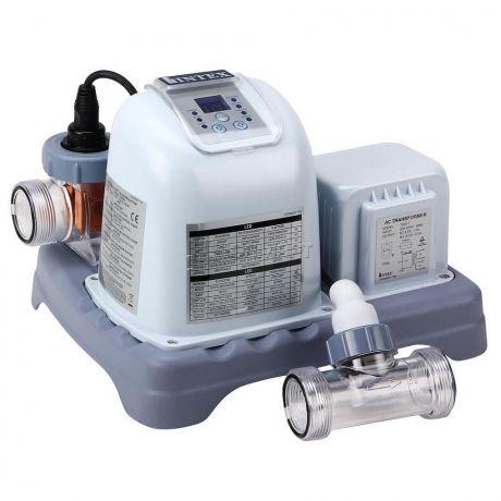Хлорогенератор Intex объем до 26500 л 26668